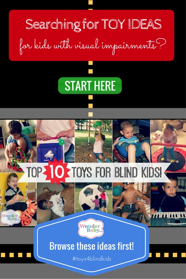 Top 10 Accessible Toys for Blind Kids