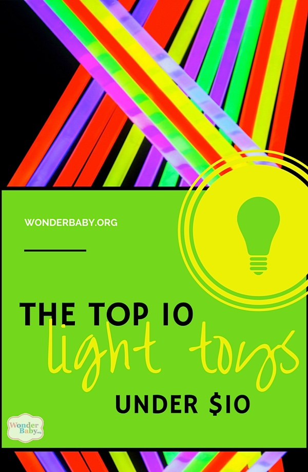 Top 10 Light Play Toys Under $10