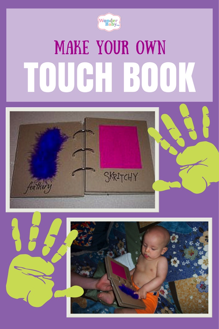 Make Your Right Connection Today Top 10: Make Your Own Touch Book!