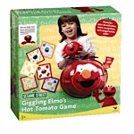Giggling Elmo Hot Tomato Game
