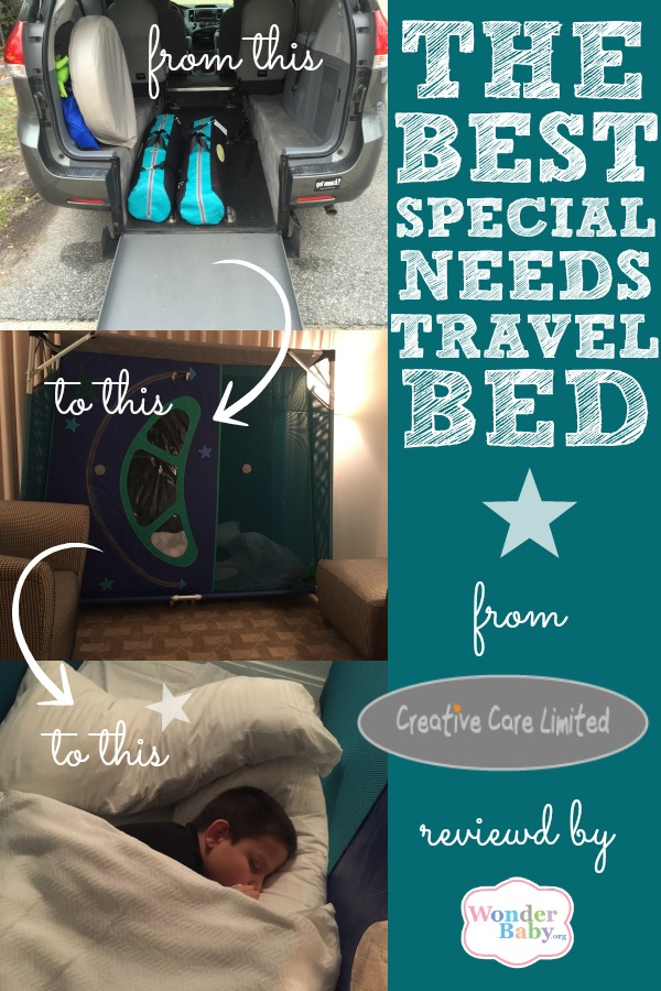 The Best Special Needs Travel Bed