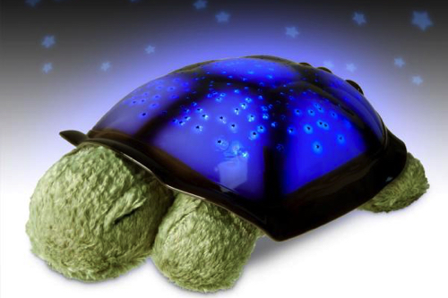 Twilight Turtle light up toy.