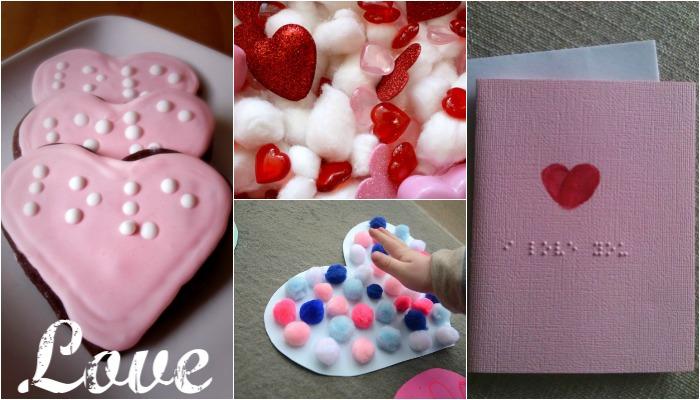 four Valentine's activities