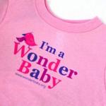 WonderBaby t-shirt