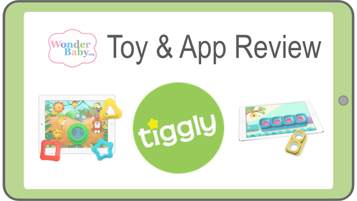Tiggly Toy and App Review