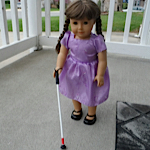 Cane for American Girl Doll