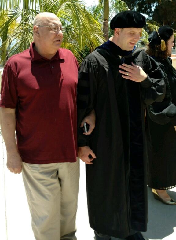 Skylar graduating
