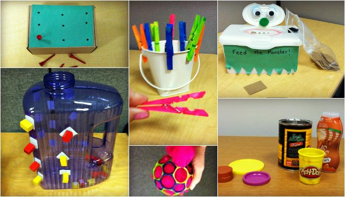 6 Diy Toys To Encourage Fine Motor Development