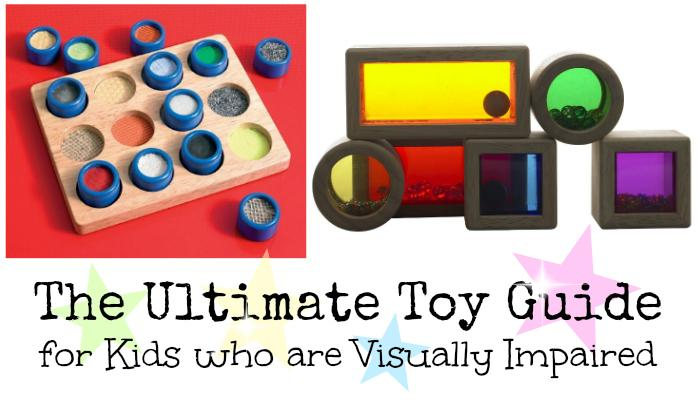 The Ultimate Toy Guide For Blind Children Wonderbaby Org