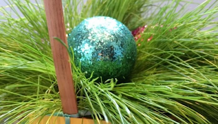 Make your own natural grass easter basket wonderbaby negle Choice Image