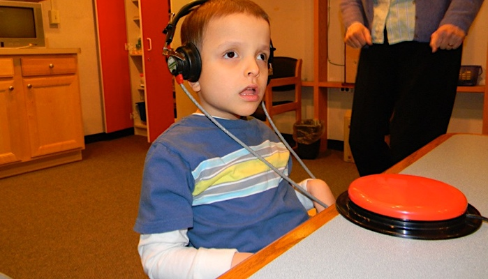 A Visit to Audiology | WonderBaby org