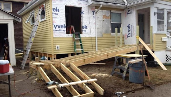 Funding an accessible home modification project Wheelchair accessible housing