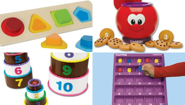 The Best Accessible Toys For Teaching Basic Math Concepts