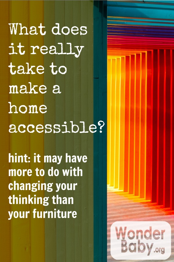 What does it really take to make a home accessible?
