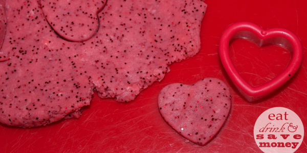 valentine's play dough