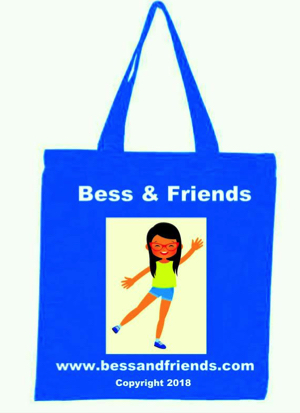 Bess & Friends book bag