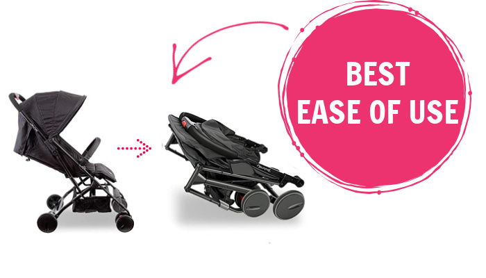 Jovial Portable Baby Stroller