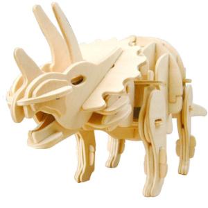Dinosaur Sound Controlled Model Woodcraft