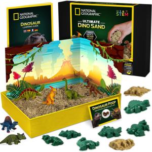 National Geographic Dinosaur Play Sand